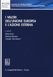 Cefalufilmfestival.it I valori dell'Unione Europea e l'azione esterna Image