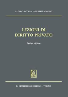 Birrafraitrulli.it Lezioni di diritto privato Image