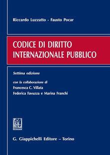 Ipabsantonioabatetrino.it Codice di diritto internazionale pubblico Image