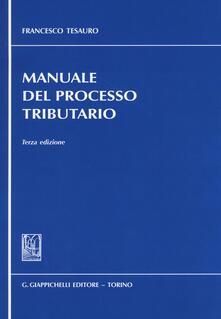 Manuale del processo tributario.pdf