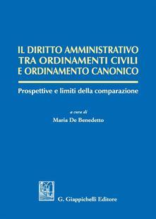 Ascotcamogli.it Il diritto amministrativo tra ordinamenti civili e ordinamento canonico. Prospettive e limiti della comparazione Image