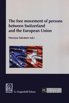 Listadelpopolo.it The free movement of persons between Switzerland and the European Union Image