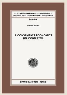 Secchiarapita.it La convenienza economica nel contratto Image