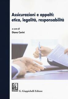 Winniearcher.com Assicurazioni e appalti: etica, legalità, responsabilità Image