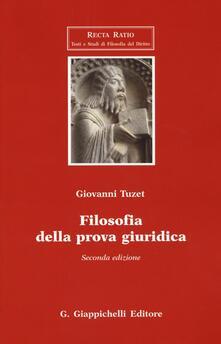 Filosofia della prova giuridica.pdf
