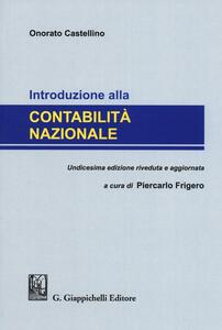 Introduzione alla contabilità nazionale