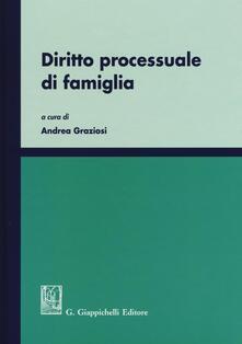 Steamcon.it Diritto processuale di famiglia Image