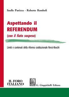 Voluntariadobaleares2014.es Aspettando il referendum (con il fiato sospeso). Limiti e contenuti della riforma costituzionale Renzi-Boschi Image
