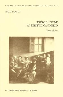 Camfeed.it Introduzione al diritto canonico Image
