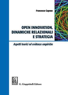 Voluntariadobaleares2014.es Open innovation, dinamiche relazionali e strategia. Aspetti teorici ed evidenze empiriche Image