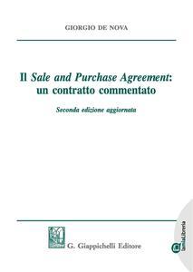 Il sale and purchase agreement: un contratto commentato. Con e-book