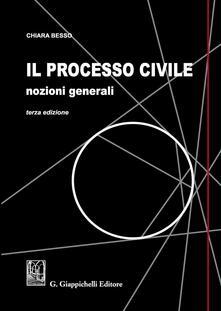 Promoartpalermo.it Il processo civile. Nozioni generali Image