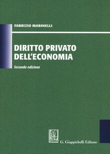 Vitalitart.it Diritto privato dell'economia Image