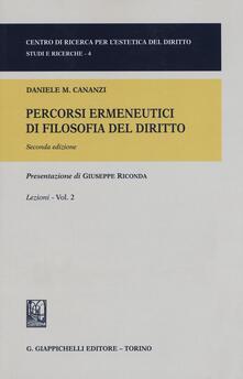 Percorsi ermeneutici di filosofia del diritto. Vol. 2.pdf