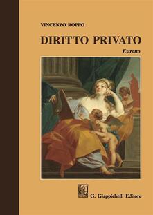 Steamcon.it Diritto privato. Estratto Image
