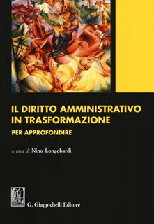 Radiospeed.it Il diritto amministrativo in trasformazione. Per approfondire Image