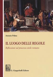 Listadelpopolo.it Il luogo delle regole. Riflessioni sul processo civile romano Image