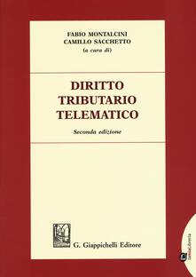 Diritto tributario telematico. Con aggiornamento online.pdf