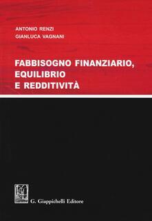 Camfeed.it Fabbisogno finanziario, equilibrio e redditività Image