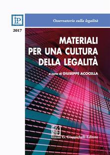 Ristorantezintonio.it Materiali per una cultura della legalità 2017 Image
