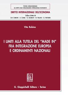 Equilibrifestival.it I limiti alla tutela del «Made in» fra integrazione europea e ordinamenti nazionali Image