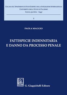 Mercatinidinataletorino.it Fattispecie indennitaria e danno da processo penale Image