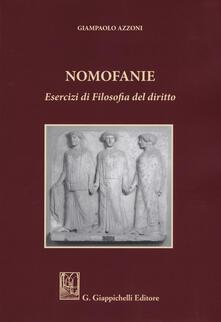 Nomofanie. Esercizi di Filosofia del diritto.pdf