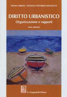 Mercatinidinataletorino.it Diritto urbanistico. Organizzazione e rapporti Image