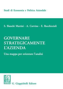 Luciocorsi.it Governare strategicamente l'azienda. Una mappa per orientare l'analisi Image
