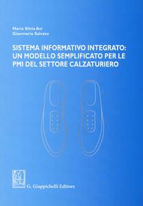 Sistema informativo integrato: un modello semplificato per le PMI del settore calzaturiero