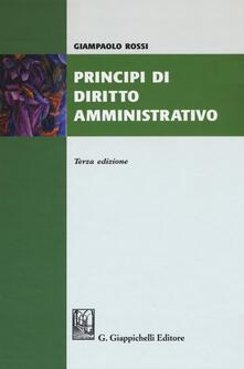 Listadelpopolo.it Principi di diritto amministrativo Image