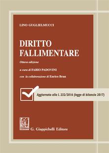 Radiospeed.it Diritto fallimentare Image
