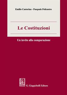 Le costituzioni. Un invito alla comparazione.pdf
