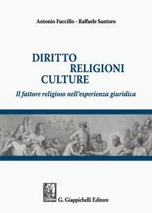 Recuperandoiltempo.it Diritto, religioni culture. Il fattore religioso nell'esperienza giuridica Image