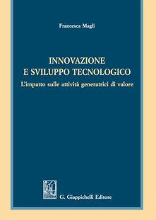Equilibrifestival.it Innovazione e sviluppo tecnologico. L'impatto sulle attività generatrici di valore Image