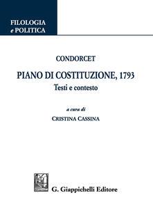 Piano di Costituzione, 1793. Testi e contesto.pdf