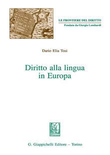 Diritto alla lingua in Europa.pdf