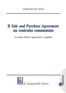 Winniearcher.com Il «sale and purchase agreement»: un contratto commentato. Ediz. ampliata Image