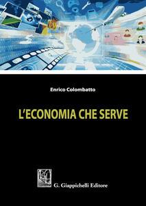 L' economia che serve