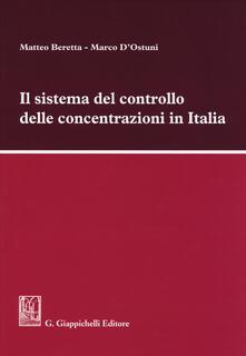 Radiosenisenews.it Il sistema del controllo delle concentrazioni in Italia Image