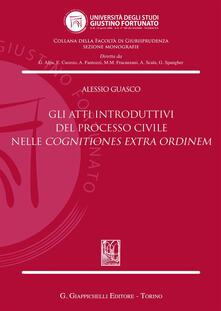 Rallydeicolliscaligeri.it Gli atti introduttivi del processo civile nelle cognitiones extra ordinem Image