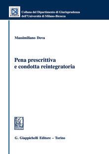 Promoartpalermo.it Pena prescrittiva e condotta reintegratoria Image