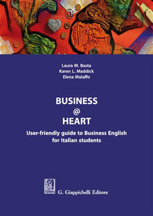 Voluntariadobaleares2014.es Business@heart. User-friendly guide to business english for italian students Image