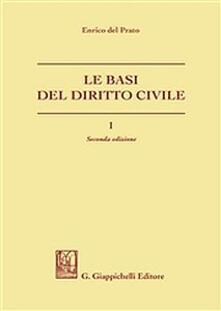 Filmarelalterita.it Le basi del diritto civile. Vol. 1 Image