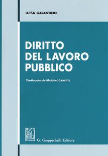 Diritto del lavoro pubblico.pdf