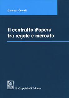 Premioquesti.it Il contratto d'opera fra regole e mercato Image