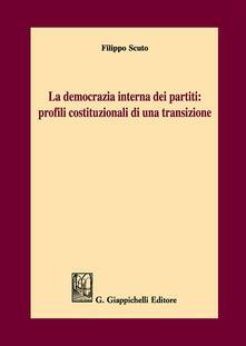 Daddyswing.es La democrazia interna dei partiti: profili costituzionali di una transizione Image