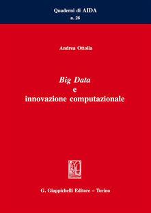Voluntariadobaleares2014.es Big Data e innovazione computazionale Image