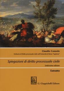 Spiegazioni di diritto processuale civile. Estratto.pdf