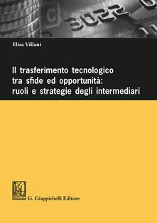 Radiospeed.it Il trasferimento tecnologico tra sfide ed opportunità: ruoli e strategie degli intermediari Image